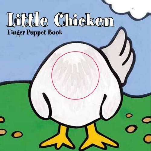 Little Chicken: Finger Puppet Bo...