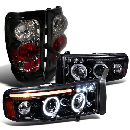 01 dodge ram led headlights - 6