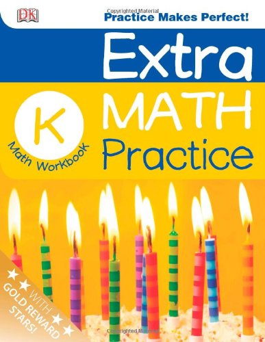 Extra Math Practice: Kindergarten (Math Made Easy): DK Publishing ...