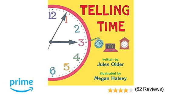 Telling Time: How to Tell Time on Digital and Analog Clocks: Jules ...