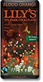 Lilys Swts Lilys Stvia Dk Chocolate Orange 2.8 Oz (Pack Of 12)