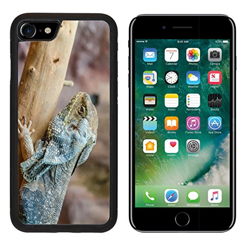 MSD Premium Apple iPhone 7 iPhone7 Aluminum Backplate Bumper Snap Case Frilled Lizard IMAGE 20988032