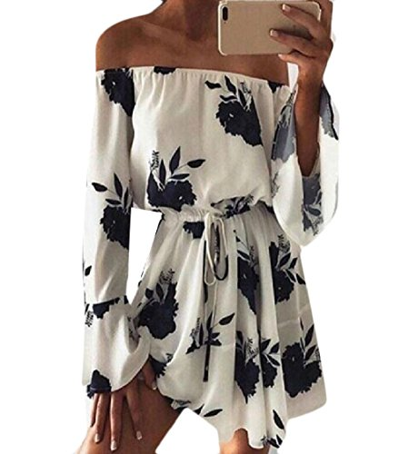 Black Printed Backless A Coolred Dress Line Women Sleeve Sexy Mini Long aqnAvSngxw