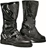 Sidi Adventure Gore Black Motorcycle Boots (Size EU 45)