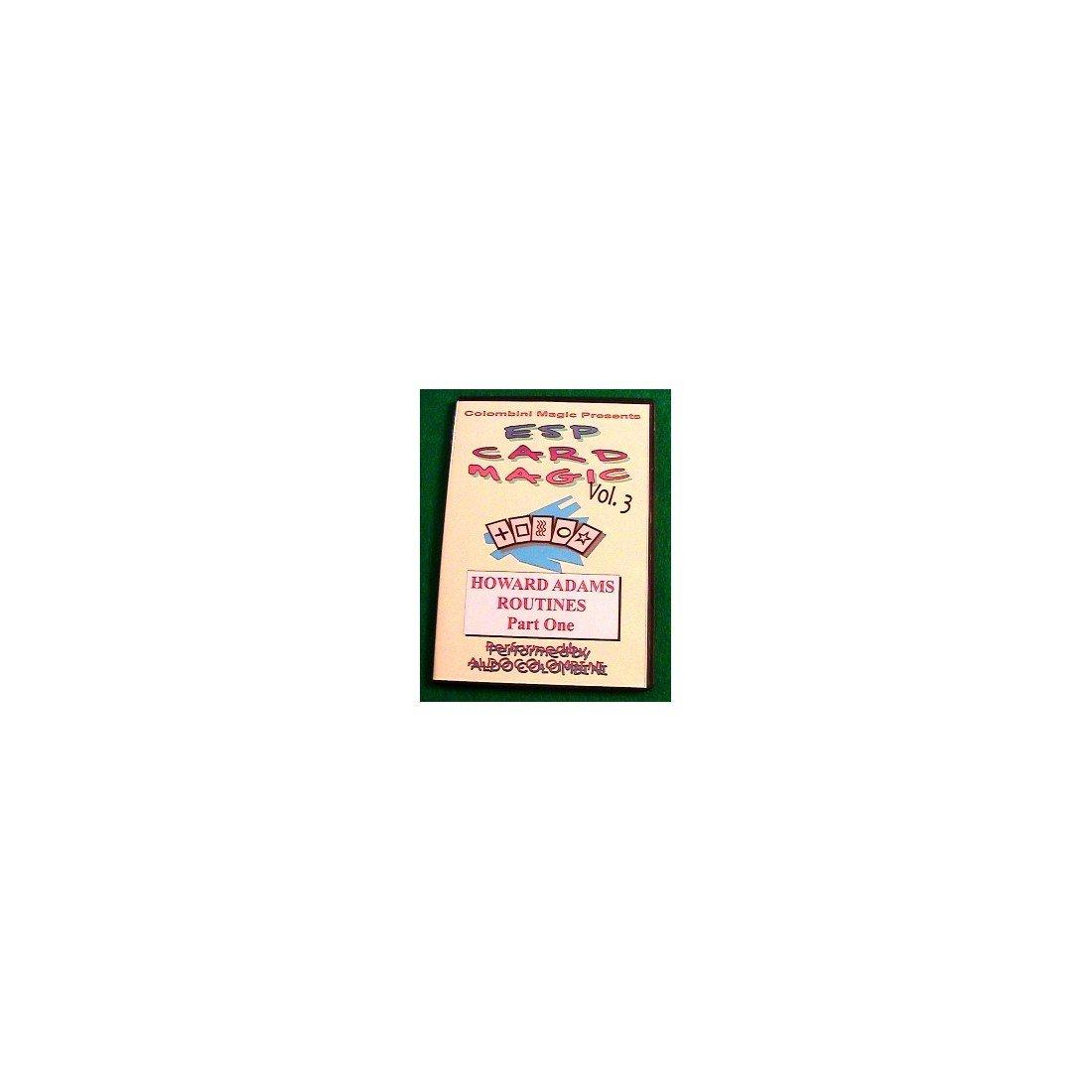 COLOMBINI - Carta mágica ESP DVD Vol. 3 Howard Adams. por ...