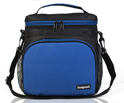 Insulated lunch bag s1 insigniax stylish lunch box for for Insulated office