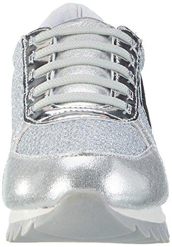 Femmes Fiorucci Fepk067 Chaussures De Sport - Noir - 38 Eu BXtUkVMP
