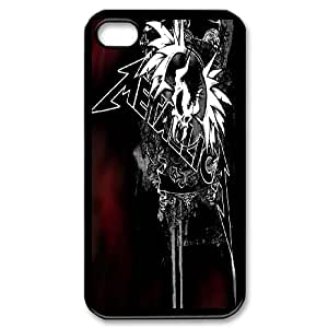 Metallica For iPhone 4,4S Csae protection phone Case ST075013
