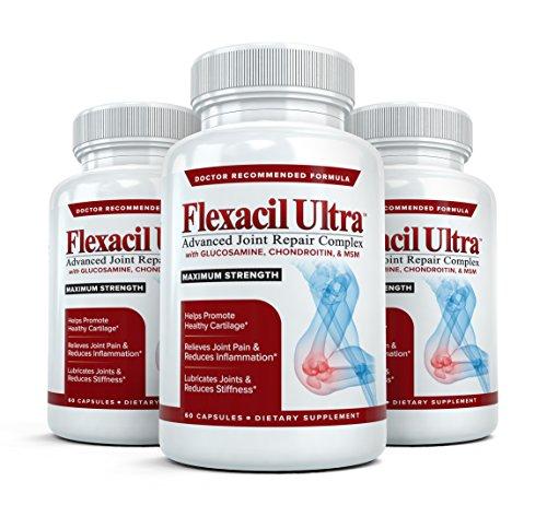 Flexacil Ultra bottles Advanced Formula product image