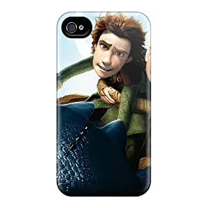 Defender Case With Nice Appearance (how To Train Your Dragon Hd) For Iphone 4/4s