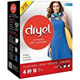 Dryel At-Home Dry Cleaner Starter Kit 4 Load