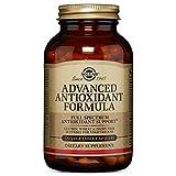 Solgar - Advanced Antioxidant Formula Vegetable Capsules 120 Count