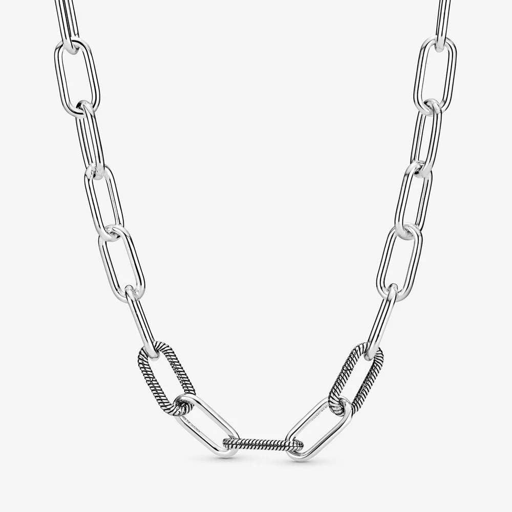 Pandora Collar Mujer Plata esterlina No aplica - 399001C00-45