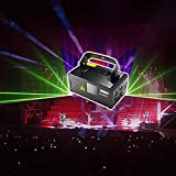 Sumger Professional DMX512 LED Stage Light RGB Laser Scanner DJ Disco Beam Stage Lighting Effect...