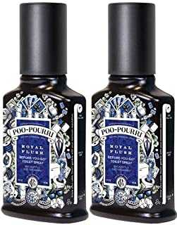 product image for Poo-Pourri NAA, 4 Ounce (2 Count), Black, 8 Fl Oz
