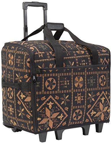 Bluefig TB23IM-BQ Wheeled Travel Bag, 23