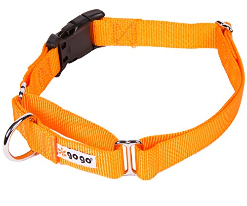 Pictures of GoGo Pet Products GoGo 3/8-Inch 15113 Orange 1
