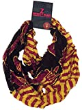 NCAA Striped Infinity Scarves