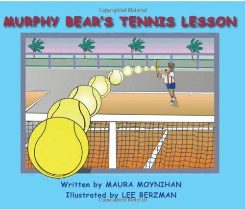 Murphy Bear's Tennis Lesson ebook
