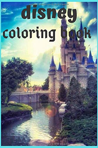 Amazon Com Disney Coloring Book Coloring Books For Kids And Adult Coloring Book With Fun Easy And Relaxing Coloring Pages Disney Coloring Books For Children 100 Page Size 6 9 French Edition 9798622195358 Edition Soukaina Books