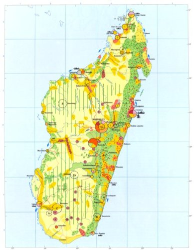 Amazon.com: MADAGASCAR. Economy industry trade farming agriculture on tree plantation map, us agricultural production map, state map, monoculture farming map, crop map, journalism map, agricultural density map, landscape map, vision 2020 map, arabspring map, mobile control map, history map, local business map, pottery map, ocean shipping map, environment map, economic map, ngo map, food map, ergonomics map,