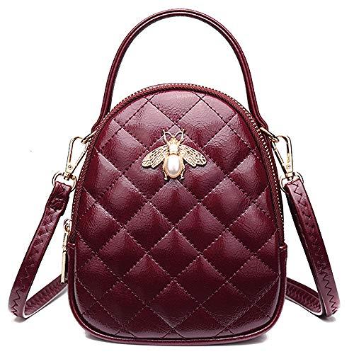 SiMYEER Small Crossbody Bags Shoulder Bag for Women Stylish Ladies Messenger Bags Purse and Handbags ()