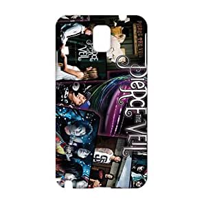Angl 3D Rockband The Pierce Veil Phone For Case Ipod Touch 5 Cover