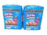 Health & Personal Care : Huggies Pull-Ups Training Pants - Learning Designs - Boys - 4T - 5T - 18 Count (Pack of 2)