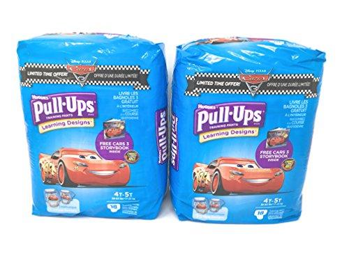 Huggies Pull-Ups Training Pants - Learning Designs - Boys...