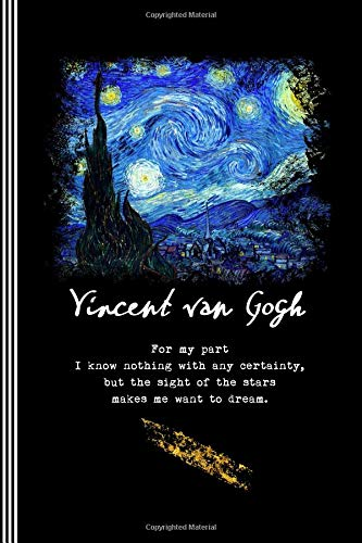 vincent van gogh tell me about