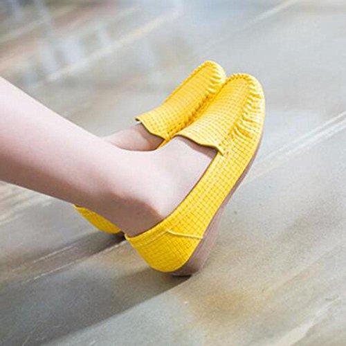 KUKI de Zapatos redonda cabeza c rYrqwd
