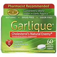 Garlique Dietary Supplement, 60 Caplets