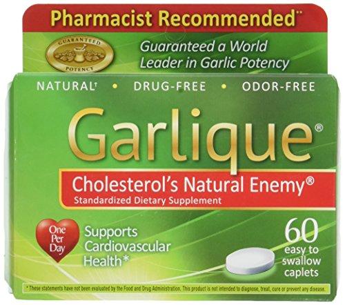 Garlique tabs 60