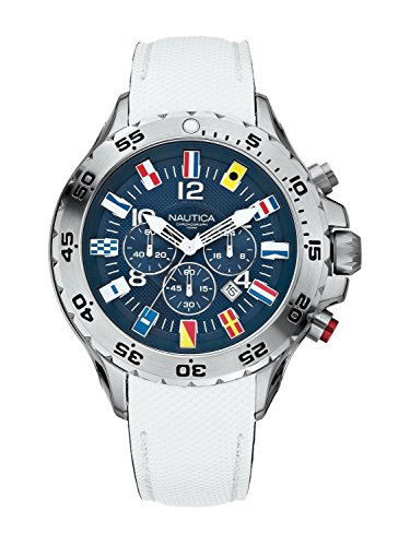 Nautica A24514G Style Chronograph Nautical