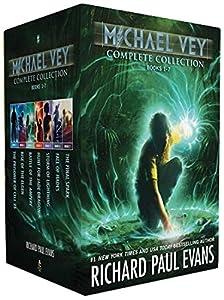 Michael Vey Complete Collection Books 1-7: Michael Vey; Michael Vey 2; Michael Vey 3; Michael Vey 4; Michael Vey 5; Michael Vey 6; Michael Vey 7
