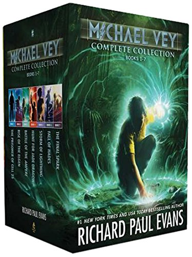 Michael Vey Complete Collection