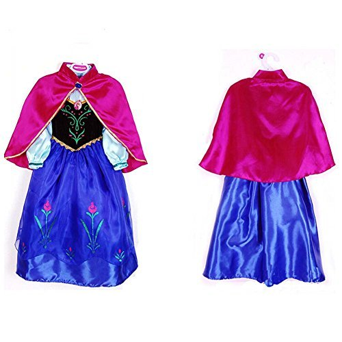 Anna  (Frozen Anna Costume)