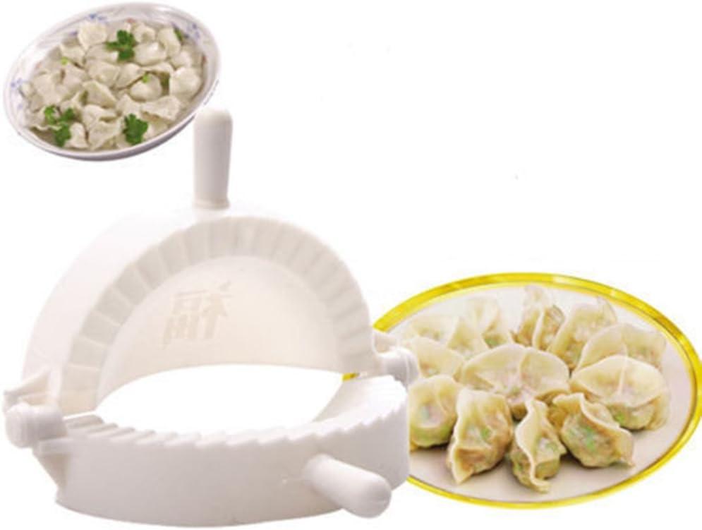 Slicer Cutting 3Pcs K/üche Kunststoff Teigpresse Maker Dumpling Pie Ravioli Formen Mould Mould K/üche , Dining /& Bar