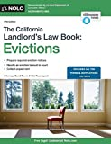 img - for California Landlord's Law Book, The: Evictions (California Landlord's Law Book Vol 2 : Evictions) [4/29/2017] David Brown Attorney book / textbook / text book