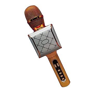 ZFLIN Bluetooth micrófono inalámbrico teléfono móvil k ...