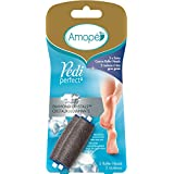 Amope Pedi Perfect Extra Coarse Refills, 2 Count