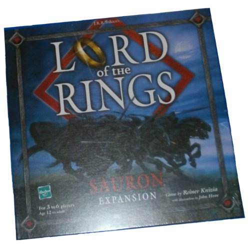 Vintage Sports Cards The Lord of The Rings Sauron Expansion Set Board Game