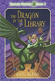 Dragon Keepers  The Dragon In The Library
