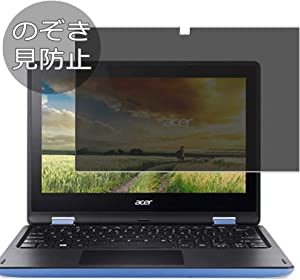 """Synvy Privacy Screen Protector Film for Acer Aspire R11 Series R3-131T-F14D 11.6"""" Anti Spy Protective Protectors [Not Tempered Glass]"""