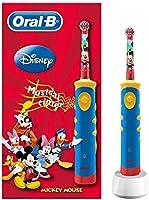 Oral-B Özel Seri Mickey Mouse Şarj Edilebilir Diş Fırçası