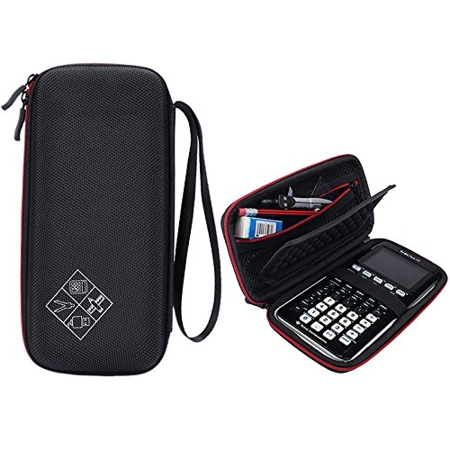 Hard EVA Carrying Case for Graphing Calculator Texas Instrum