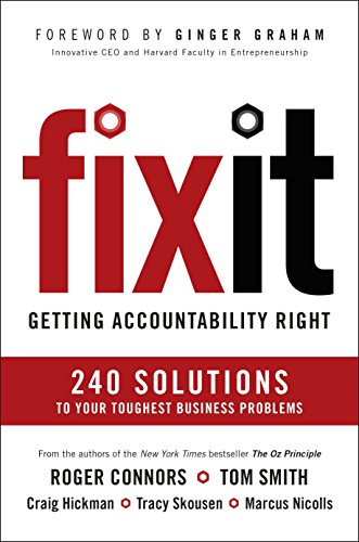 Fix It: Getting Accountability Right (Best Vehicle Maintenance App)
