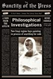 Philosophical Investigations from the Sanctity of the Press, Henry Dribble, 0595336124