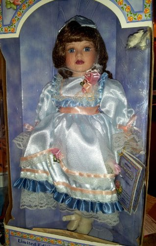 Samantha Collection Limited Edition Fine Porcelain Doll