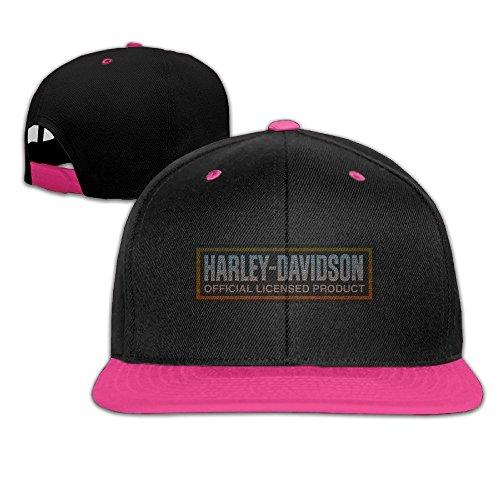MaNeg Harley Logo Unisex Hip Hop Baseball - Cheap Boots Chanel